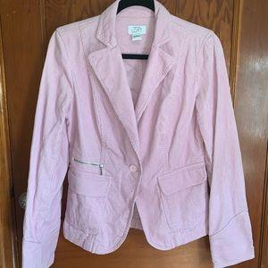 Pink Ann Taylor Loft Jacket